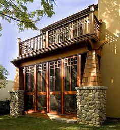 Home Exterior Craftsman Screened Porches 67 Ideas