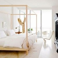Darryl Carter, Inc. featured on: 5 Tips For Mastering a Perfect White Bedroom White Bedroom, Master Bedroom, Bedroom Decor, Neutral Bedrooms, Guest Bedrooms, Boston Real Estate, Buying A Condo, Wood Accents, Home Reno