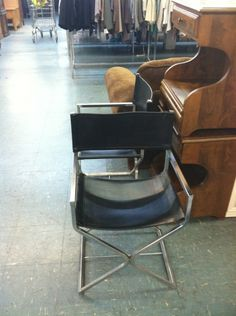 Before & After: The Directors Chair - Click to see the after!