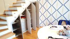 Cabina Armadio Nel Sottoscala : Cabina armadio mansarda su misura armadio camera letto