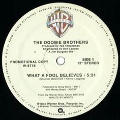 """Ahhhh, shit, man!  The Doobie Brothers broke up?!!"" - Jack Colton (Michael Douglas); Romancing the Stone"