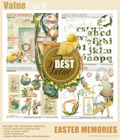 Value Pack: Easter Memories