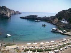 St Pauls Bay Rhodes, Greece