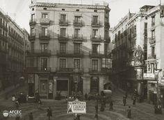 Plaça de l'Àngel, Barcelona, 1908-1913. Autor- Narcís Cuyàs i Parera.jpg