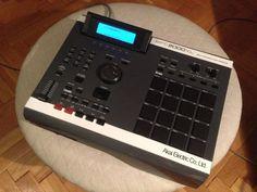 "AKAI MPC 2000XL CUSTOM""SP1200"" MIDI PRODUCTION CENTER+BRAND NEW DISPLAY+CFREADER | eBay"