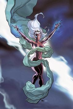 Storm by Frank Cho