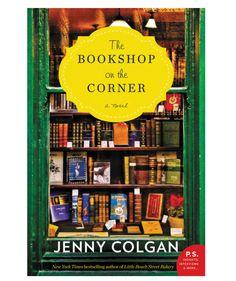 The Bookshop on the Corner,by Jenny Colgan
