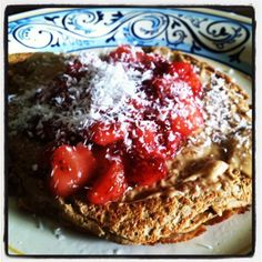 Shelley's vegan Protein Pancake