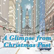 I finished listening to A Glimpse from Christmas Past by D. C. Donahue, narrated by Thomas Pedrosa on my Audible app.  Try Audible and get it free.