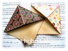 corner bookmark + video tutorial  http://www.thehybridchick.com/2010/01/corner-bookmark-video-tutorial/#