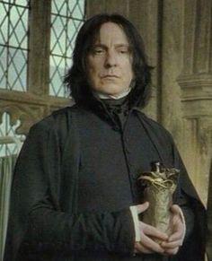 Alan Rickman Severus Snape, Harry Potter, Fictional Characters, Fantasy Characters