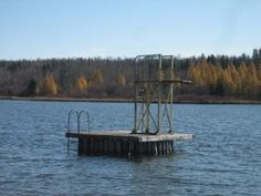 Lengby Diving Tower