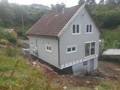 Huset vårt :-)