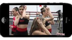 Abby Lee Dance Secrets App! | Maddie Z, Mack Z , Kalani H, Kendall K