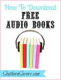 Find out how to get free audio books downloaded to your phone or computer. | Free Audio Book Downloads