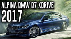 All New Alpina BMW B7 xDrive 2017 New Interior Exclusivity Sedan Review