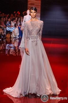 Elie Saab F/W 2013-14 Couture