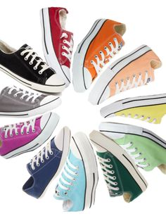 Converses!! My favorite sneakers!