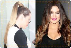 This is why we love Khloe Kardashian's hair extensions