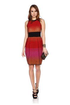 wishwantwear designer hire - m missoni dress