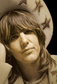 Gram Parsons the grevious angel - Bless him and his Nudie suit