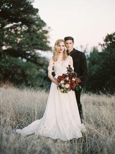 Romantic Fall Elopement // Photography ~ Taralynn Lawton
