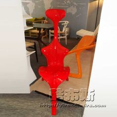 Ok red chair Red Chairs, Style, Swag, Stylus, Outfits, Red Dining Chairs