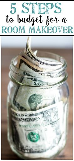 5 Steps to Budget fo