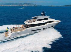 Oceanic Yachts 90 Tsa Tsa