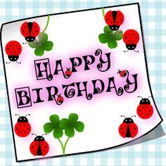 happy birthday verjaardag plaatjes