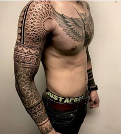 Odd tattooer