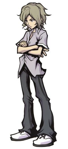 Joshua from The World Ends With You