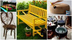 diy garden furniture projects