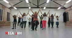'Lolly' Maejor Ali ft. Justin Bieber choreography by Jasmine Meakin (Meg...