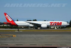 Boeing 777-32W/ER - TAM