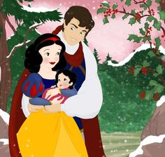 Snow White and Prince Ferdinand