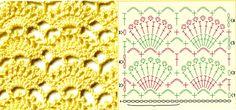 Picot fan stitch? Instructions                                                                               More