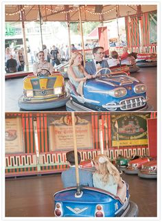 """Some fun ideas for your Engagement photo shoot... I love the symbolism here.. """"the ride might get bumpy at times and you never know what's behind the next turn.""""   :) -mp"""
