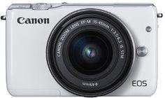 Canon EOS M10 fotocamera mirrorless | Fotoguida.it