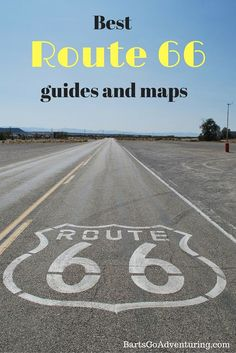 The best guide books and maps for a trip on Route 66 - I need these asap so I can start dreaming! Route 66 Road Trip, Travel Route, Travel Usa, Road Trips, Travel Oklahoma, Route 66 Sign, Usa Roadtrip, Visit Yellowstone, Historic Route 66