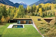 guesthouse, Aspen, 2012, Gluck+, photo by Steve Mundinger