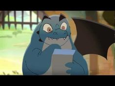 Crayon Dragon - An animated short film by Toniko Pantoja  I love short films... Be warned, gives uber  '^' feels at the end.