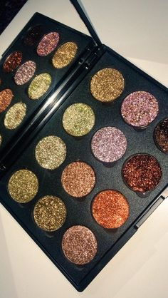 Prettiest glitters, shadows, highlights and lashes from www.glowcultcosmetics.com Beautiful makeup looks Inspiration tutorial ideas organization make up eye makeup eye brows eyeliner brushes contouring highlight strobe lashes tricks