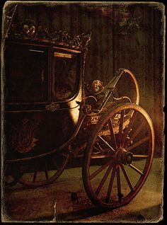 your carriage awaits.....