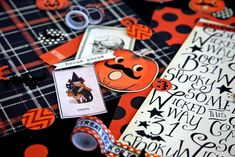 My Minds Eye - Something Wicked Collection - Scrapbook.com