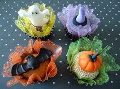 Docinhos de Abóbora para Halloween