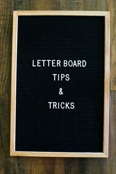 tips tricks for using a felt letter board in your home great quote ideas