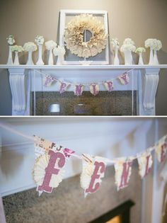 """""""Let them eat cake"""" themed 1st birthday party"""