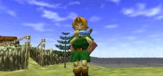 Happy 30th Birthday Zelda! Watch this speedrunner smash Ocarina of Time
