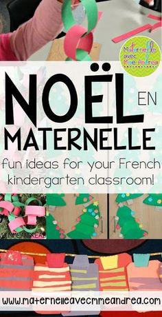 Noël en maternelle!